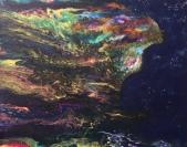 40X50 Akryl Canvas. Pris 1800kr.