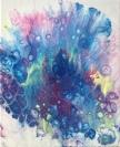 21x27 Akryl Canvas. Pris 675 kr.