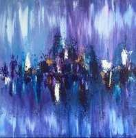 (Reapris 750kr) 50x50 Akryl Canvas Pris: 1500kr