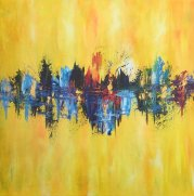 50x50 Akryl Canvas Pris: 1500kr
