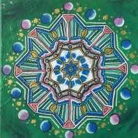 (Reapris 235kr) Mandala 20x20 Akryl Canvas Pris 475kr. Går att beställa en personlig mandala där jag målar utifrån din energi. Pris: 600kr exkl budskap 950kr inkl budskap