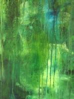Grön målning